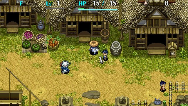 Shiren The Wanderer Launches July 26th on PS Vita