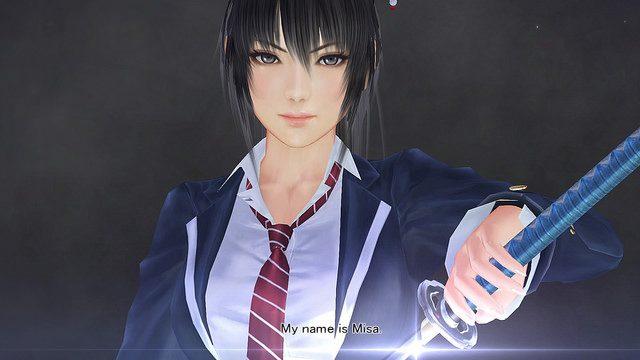 Samurai Action Game Mitsurugi Kamui Hikae Coming to PS4