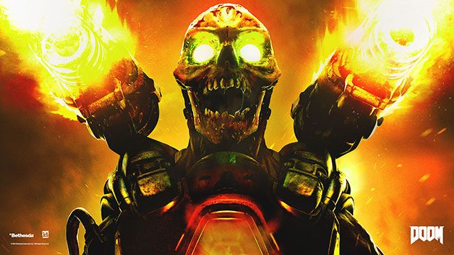 Doom Coming to PS4 on May 13th