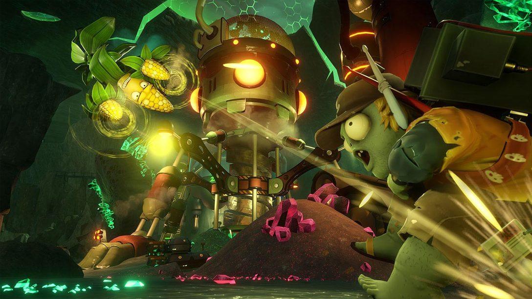 PlayStation Blogcast Episode 198: Plants vs. Paragon