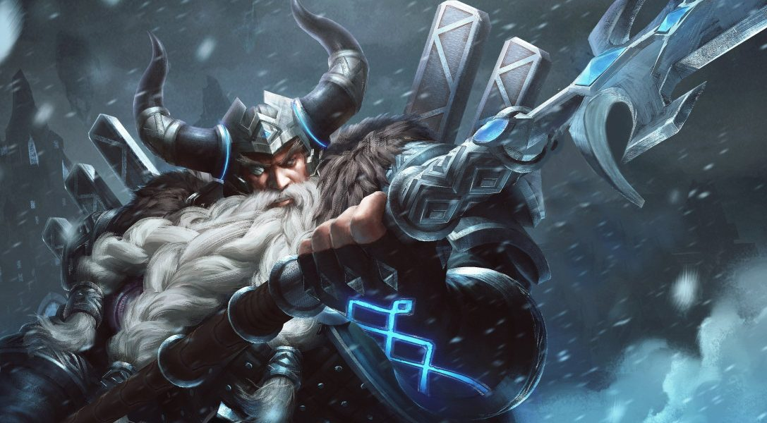 MOBA phenomenon Smite is coming soon to PS4