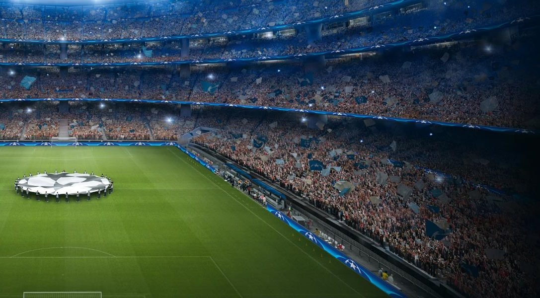 New features added to the PlayStation F.C. UEFA Champions League App