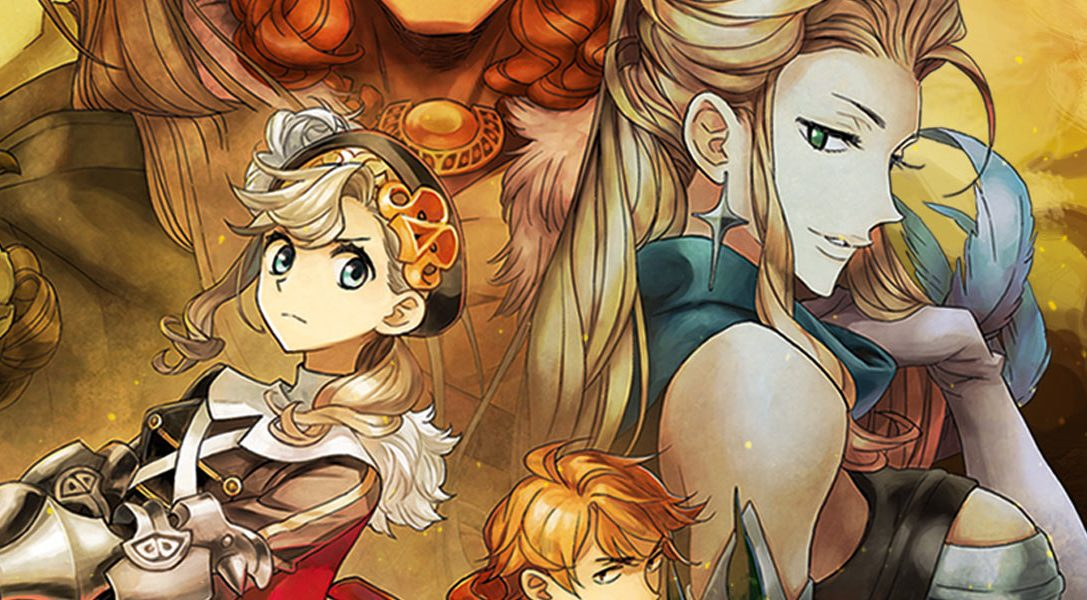 Tactical RPG Grand Kingdom marches onto PS4 and PS Vita this June