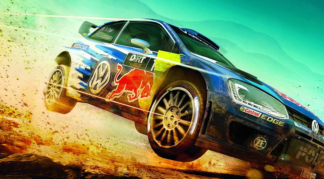 10 things you probably didn't know about DiRT Rally, coming soon to PS4