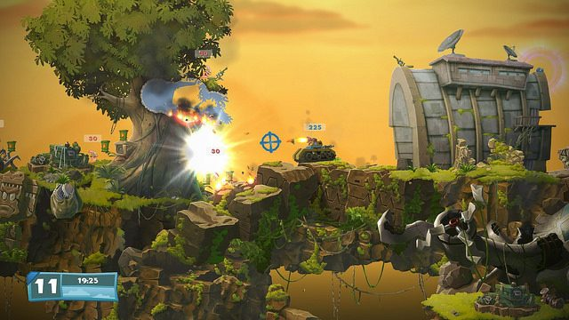 Worms W.M.D Heading to PS4 Later This Year