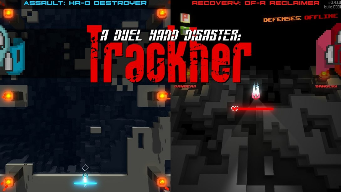 A Duel Hand Disaster: Trackher Hits PS4, PS Vita This Year