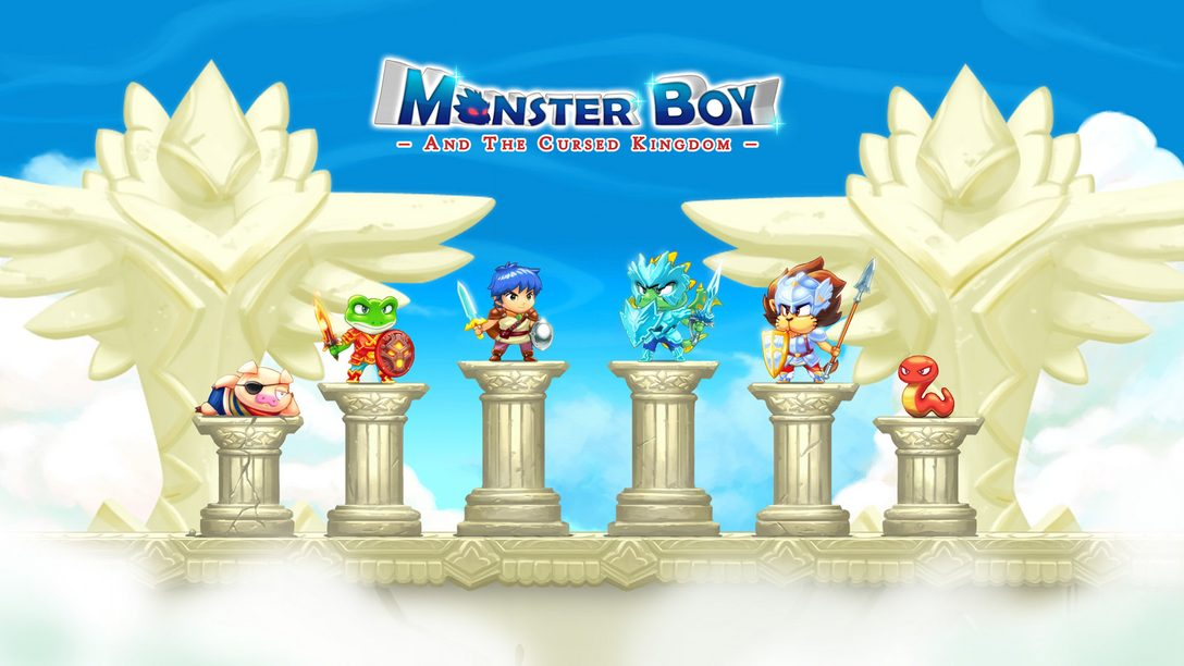 Monster Boy Launching on PS4 This Year