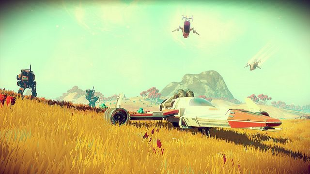 No Man's Sky Launching June 21st on PS4