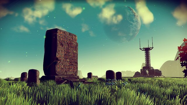 No Man's Sky: A Universe Filled with Lore and Language