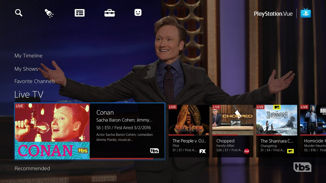 PlayStation Vue Goes Nationwide, Starting at $29.99 in New Markets