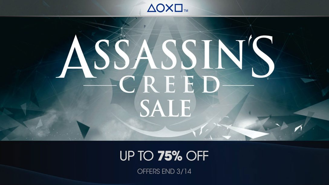 Assassin's Creed and The Hunger Games Join Franchise Sale Series