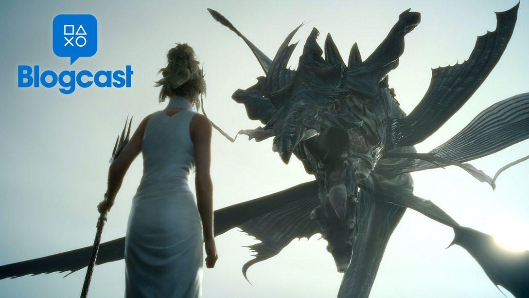 PlayStation Blogcast 203: Carry on my Wayward Sky