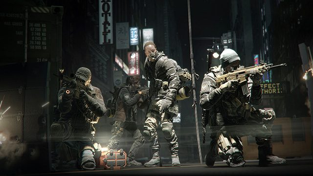 The Division Q&A: Discovering Ubisoft's Infected NYC