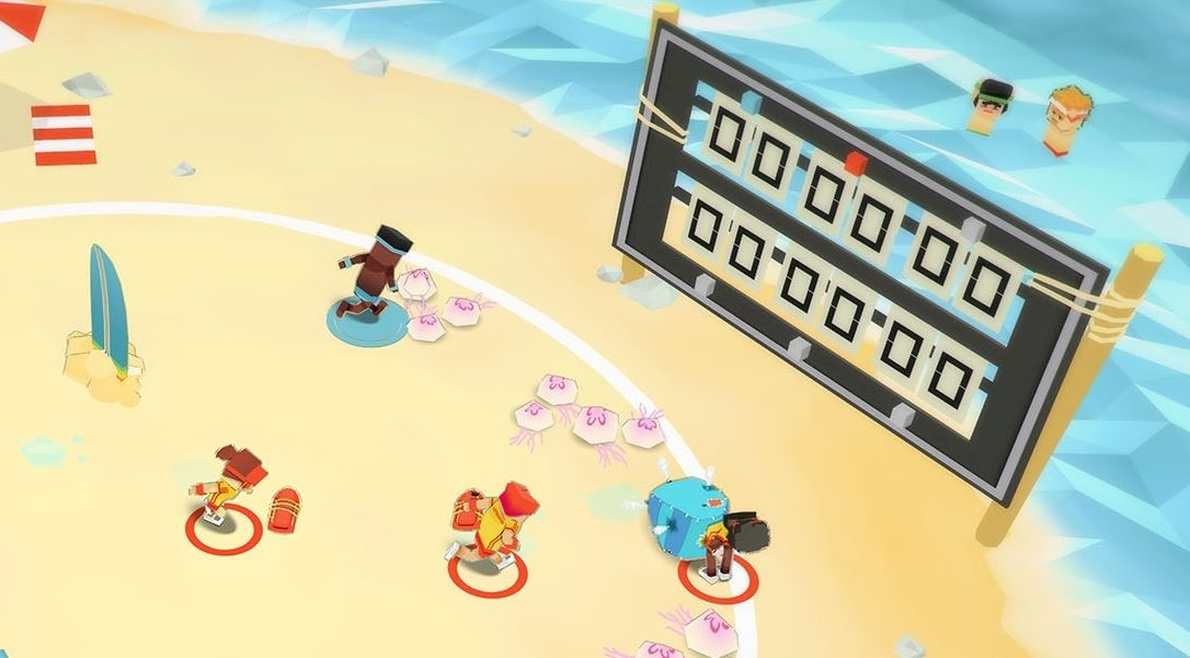 A beginner's guide to Stikbold!, out on PS4 next week
