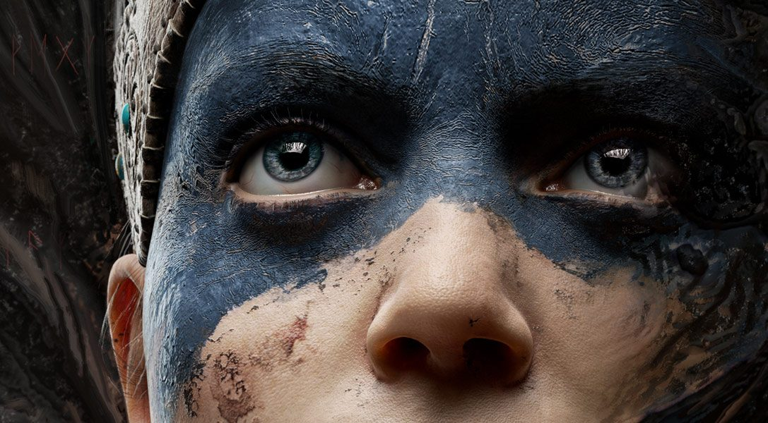 New Hellblade footage shows off new look for heroine Senua