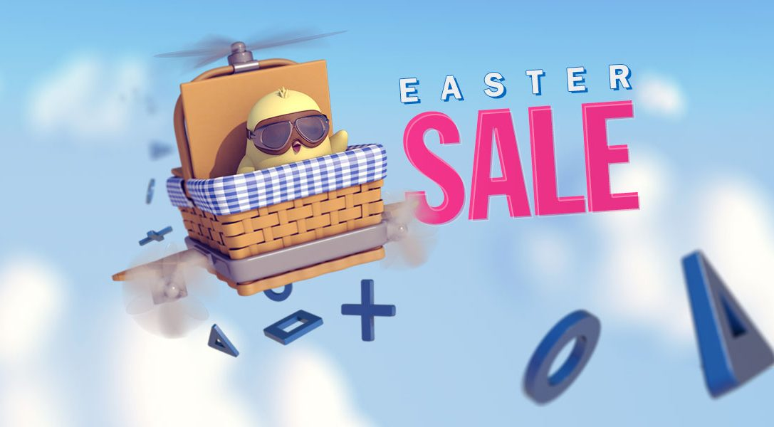 PlayStation Store's Easter Sale starts today