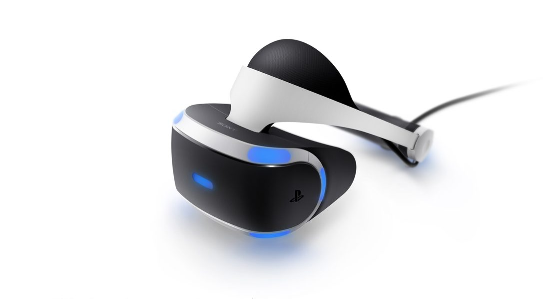 PlayStation VR launches this October, priced £349.99/€399.99