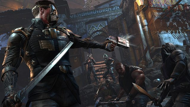 Survive the Dangers of Mars in The Technomancer, Out June 21 on PS4