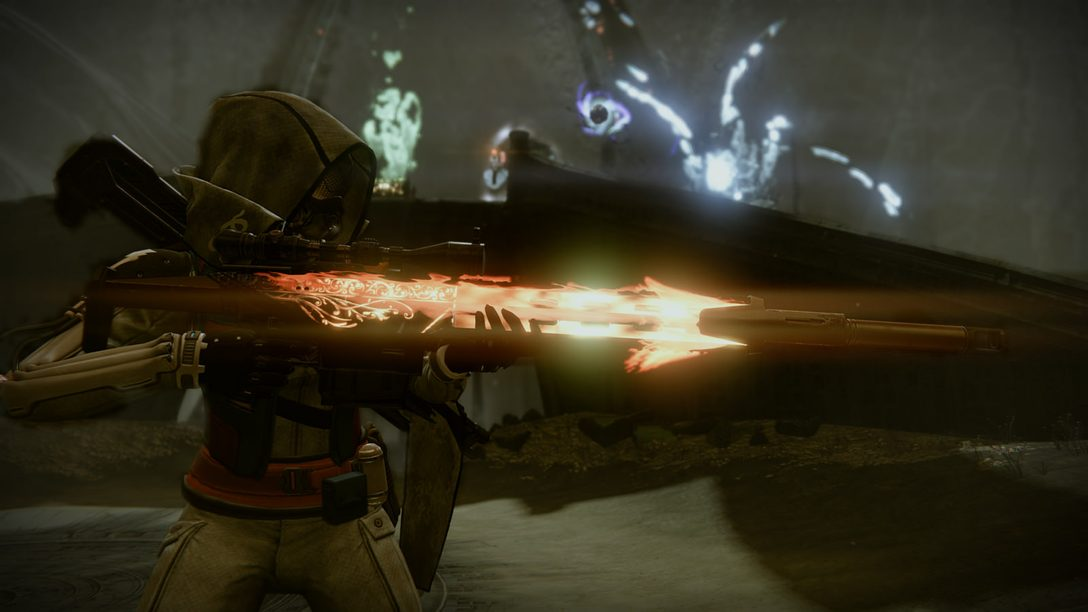 Destiny April Update: New PlayStation-Exclusive Gear Detailed