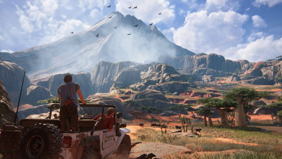 Uncharted 4: Gameplay Video, Hands-on Report