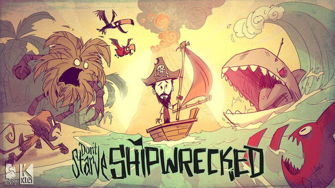 Don't Starve: Shipwrecked Sailing to PS4 This Spring