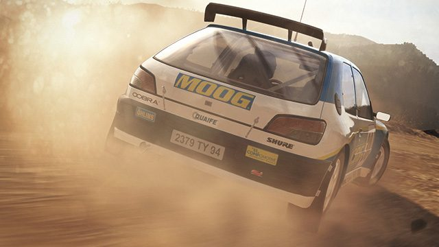 Dirt Rally Out Today on PS4, Live Events Detailed