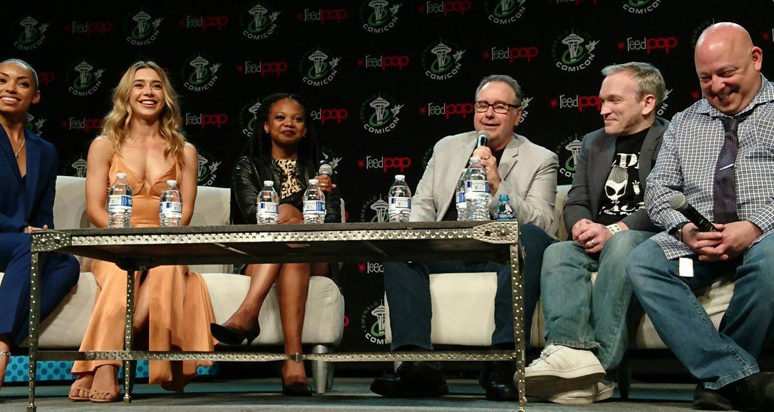 POWERS Cast Talks Season 2 at Emerald City Comicon