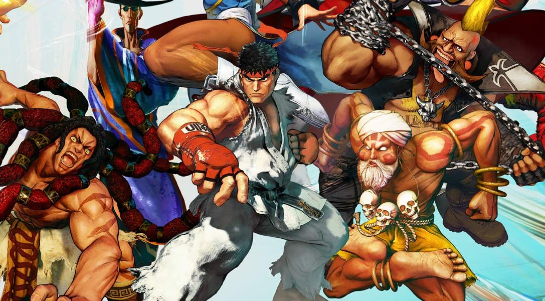 Win cash prizes in the PlayStation Plus Street Fighter V tournament
