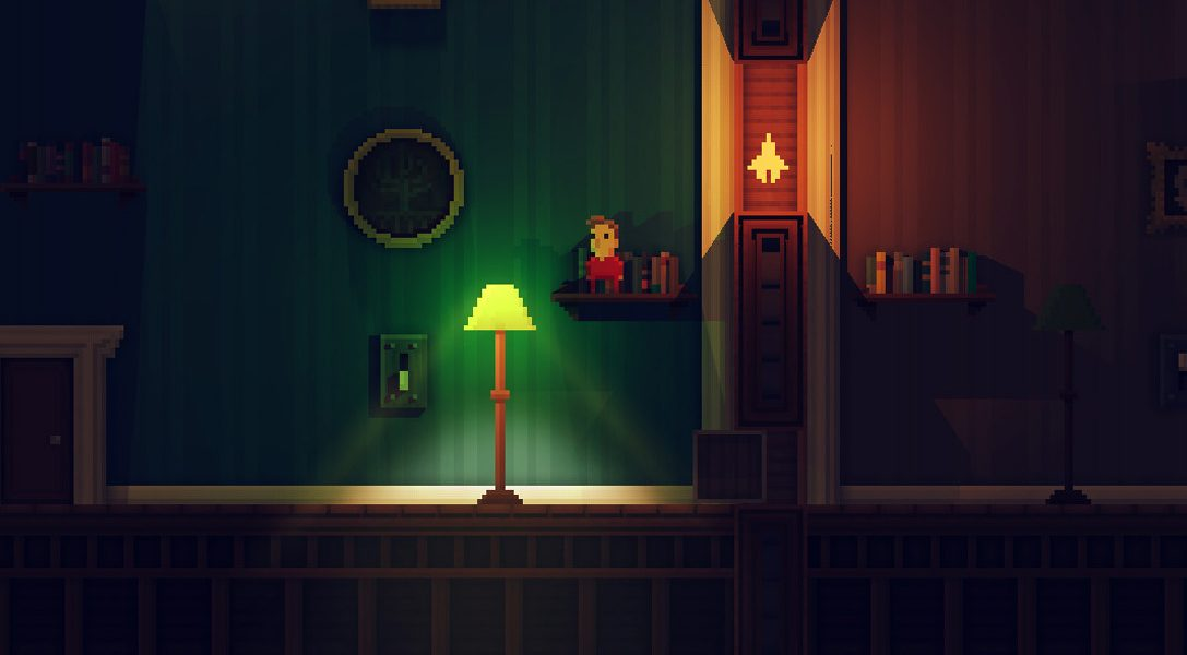 Puzzle platformer In The Shadows announced for PS4