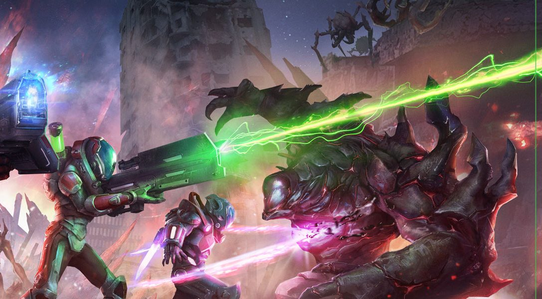 New video showcases Alienation's glorious explosions