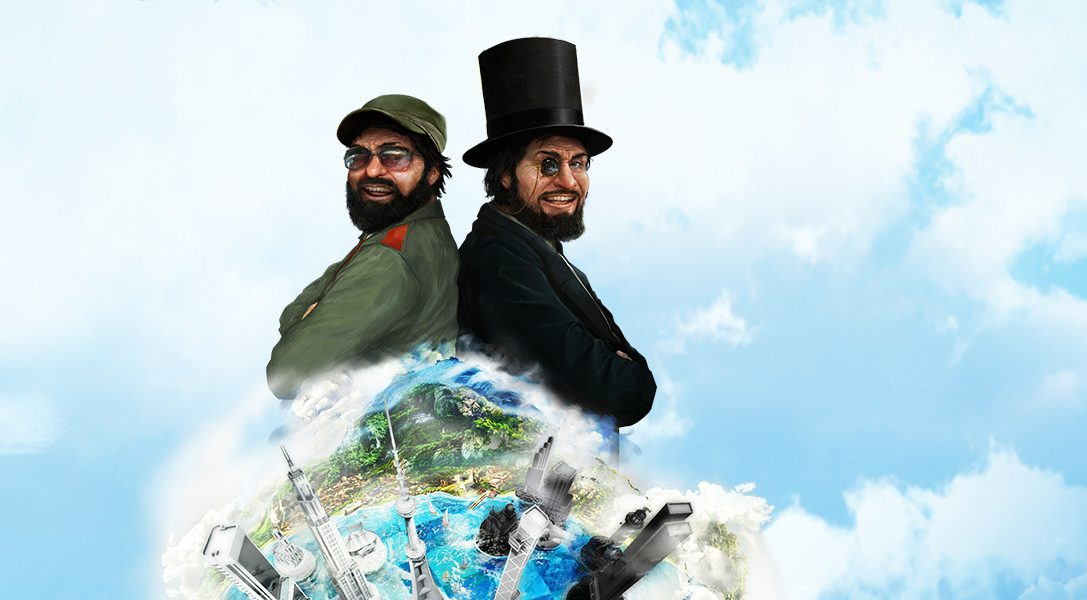 Coming to PlayStation Plus in May: Tropico 5, Table Top Racing and more