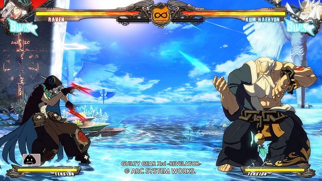 Guilty Gear Xrd Revelator: New Fighter Primer