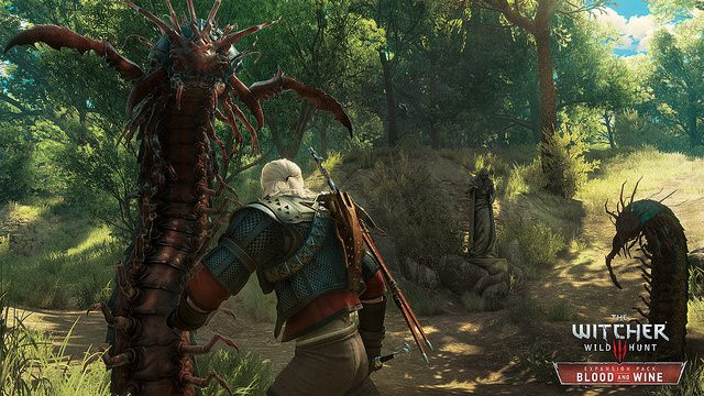 An Inside Look at The Witcher 3: Blood and Wine
