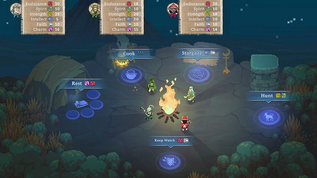 Moon Hunters Launches on PS4 July 19, 2016