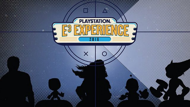 PlayStation E3 Experience 2016 Announced