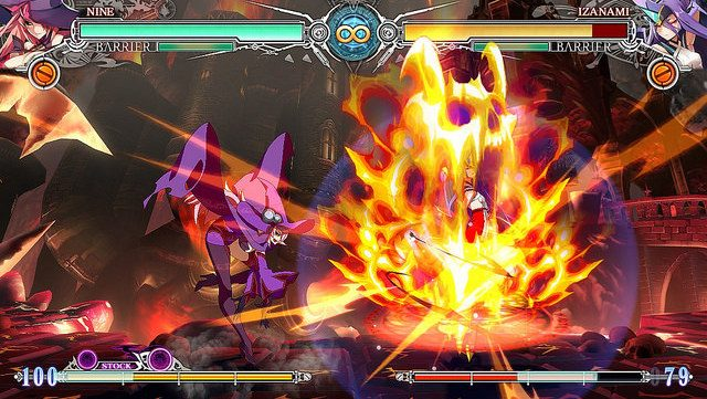BlazBlue: Central Fiction Launches this Winter on PS4, PS3