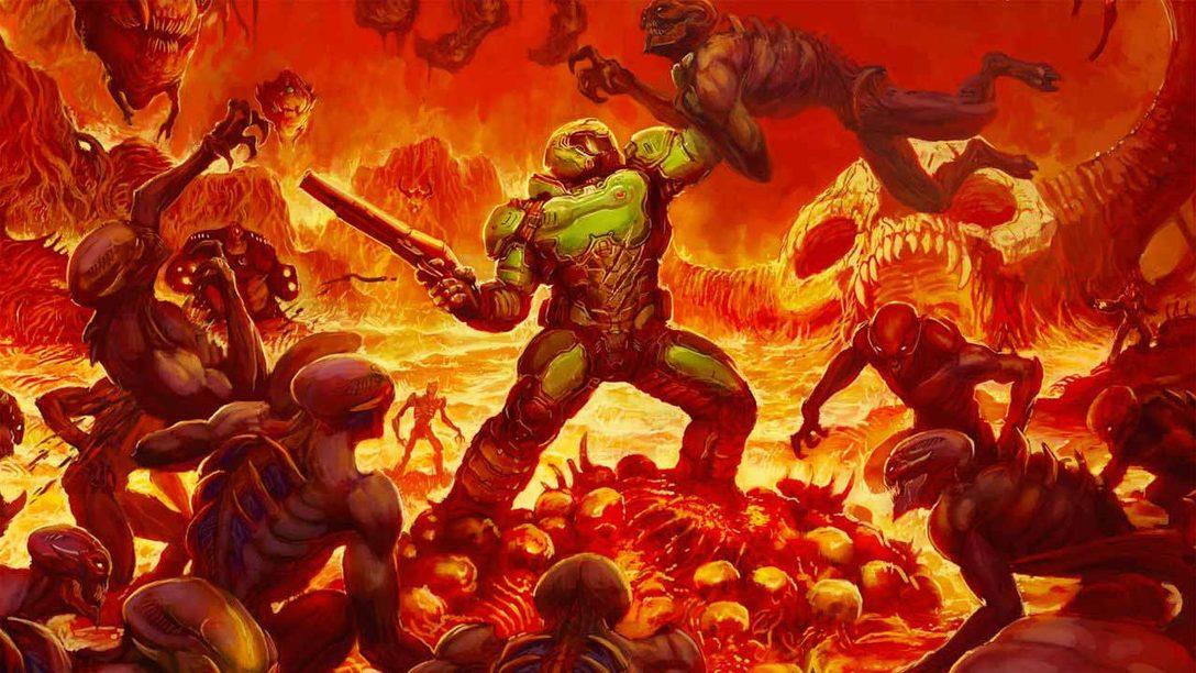 PlayStation Blogcast Episode 210: Doom Generation