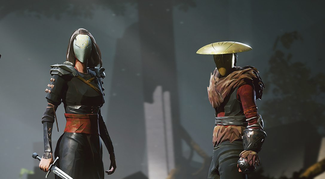 Your first look at Absolver – a new PS4 online action game from Devolver Digital