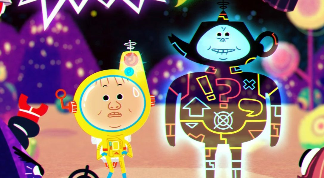 Loot Rascals, the new game from Hohokum's co-creator, announced for PS4