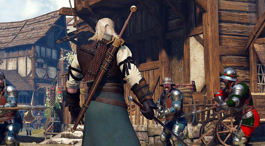 This week's PlayStation Store discounts: The Witcher 3, Driveclub, GTA5, more