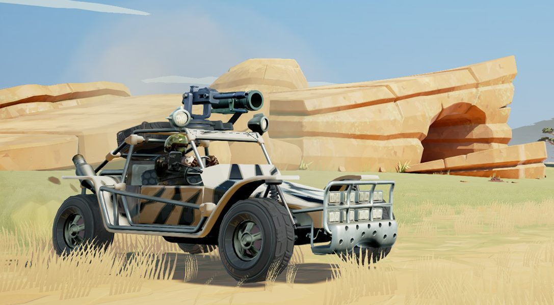Hardware: Rivals gets free map and Capture the Flag mode today
