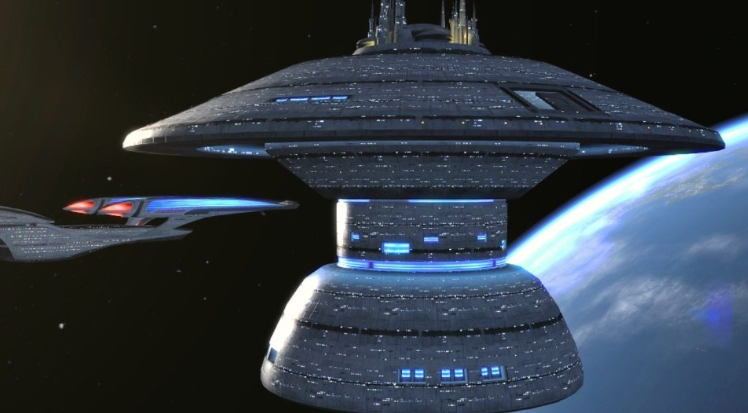 Explore strange new worlds in Star Trek Online on PS4, due later this year
