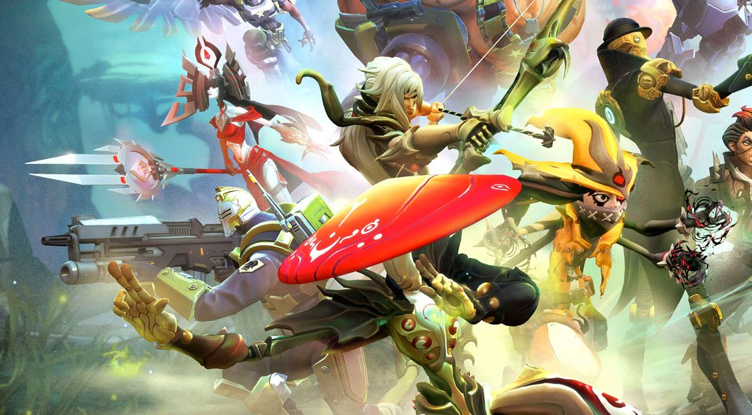 New on PlayStation Store: Battleborn, Shadow Complex Remastered, more