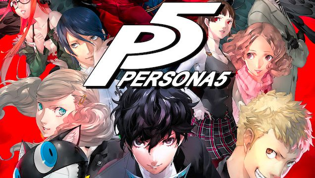 Persona 5 will Take Your Heart on Valentine's Day 2017
