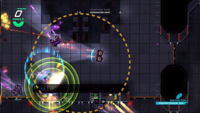 Broken Bots Blasts Onto PS4 June 7th