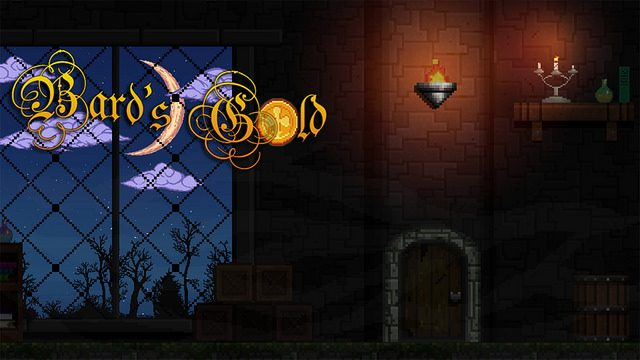 Bard's Gold Out 6/17: No-Nonsense Platforming Action on PS4, PS Vita