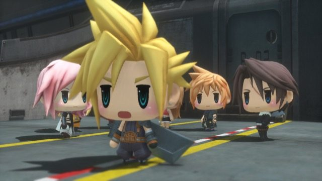 New World of Final Fantasy Trailer Features Familiar Faces