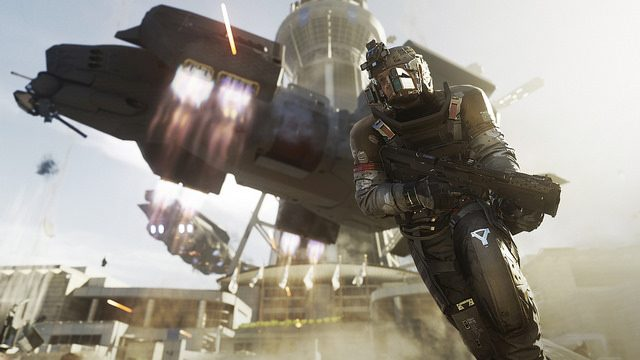 Call of Duty: Infinite Warfare Takes the Fight to a Plausible Future