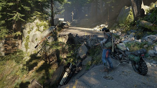 Days Gone on PS4: The Origin of an Antihero