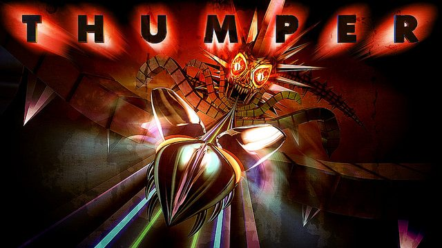 Thumper Launching with PS VR on October 13